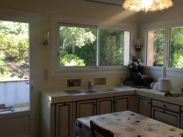 Rénovation de fenêtre et porte fenêtre aluminium à Roquebrune sur Argens